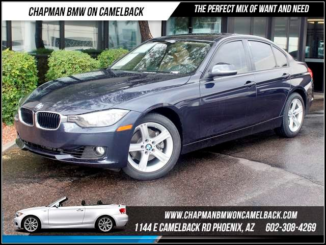 2012 BMW 3-Series Sdn 328i 48649 miles 1144 E CamelbackHappier Holiday Sales Event on Now Chap