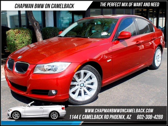 2011 BMW 3-Series Sdn 328i Prem Pkg 32545 miles 1144 E Camelback The BMW Certified Edge Sales Ev