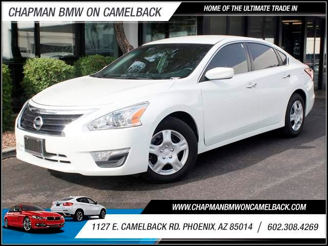 2013 Nissan Altima 25 S 32446 miles 1127 E Camelback BUY WITH CONFIDENCE Chapman BMW is