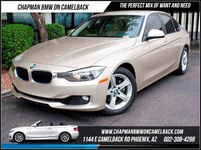 2013 BMW 3-Series Sdn 328i 10781 miles 1144 E CamelbackChapman BMW on Camelback in Phoenix is th