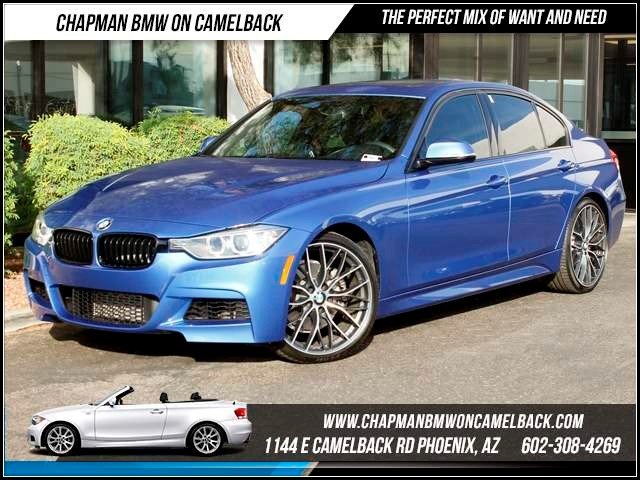2014 BMW 3-Series Sdn 328i 6369 miles 1144 E CamelbackHappier Holiday Sales Event on Now Chapm