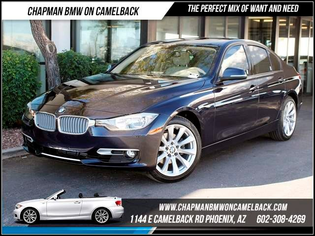 2012 BMW 3-Series Sdn 328i PremCold Pkg 37382 miles 1144 E CamelbackCPO Elite Sales Event on