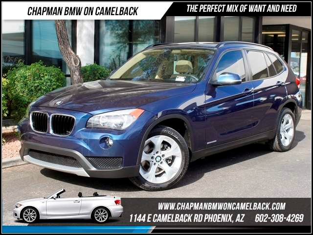 2014 BMW X1 sDrive28i 16440 miles 1144 E CamelbackHappier Holiday Sales Event on Now Chapman B