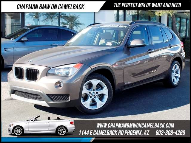 2014 BMW X1 sDrive28i 16281 miles 1144 E CamelbackHappier Holiday Sales Event on Now Chapman B