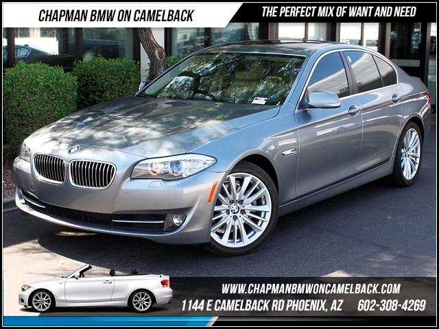 2011 BMW 5-Series 528i 26739 miles 1144 E Camelback The BMW Certified Edge Sales Event If you