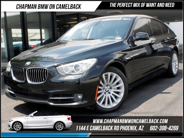 2011 BMW 5-Series 535i Gran Turismo 51020 miles 1144 E Camelback Summer is here and the deals ar