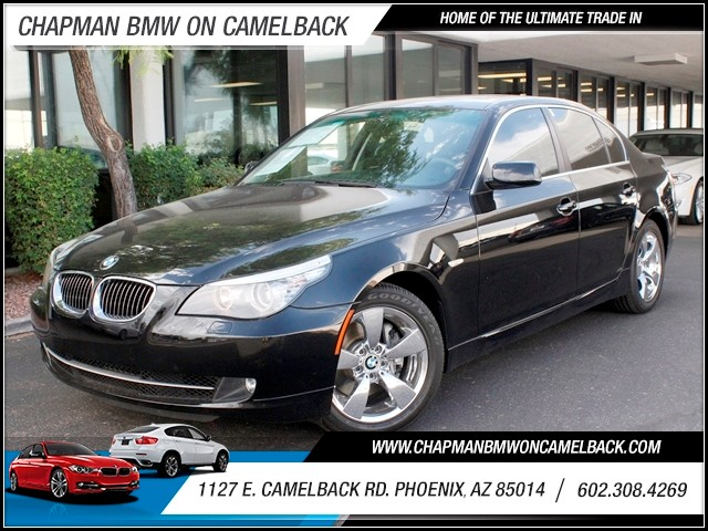 2008 BMW 5-Series 528i 63015 miles 1127 E Camelback BUY WITH CONFIDENCE Chapman BMW Used