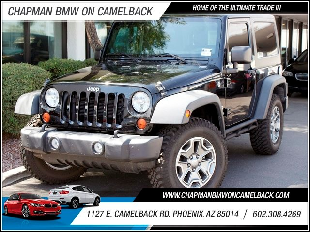 2012 Jeep Wrangler Sport 39440 miles 1127 E Camelback BUY WITH CONFIDENCE Chapman BMW is