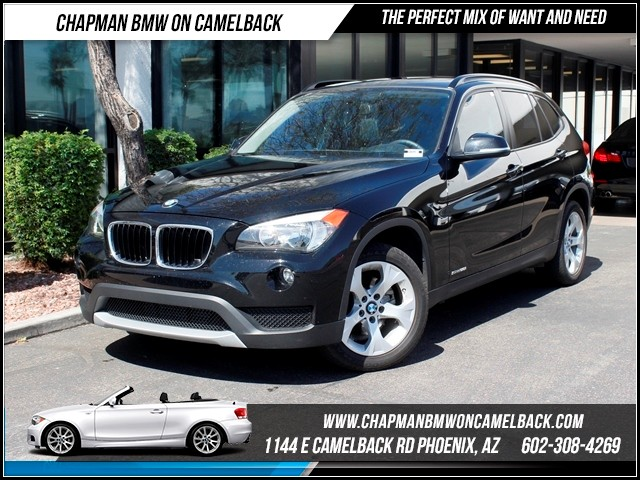 2013 BMW X1 sDrive28i Prem Pkg 27322 miles Chapman BMW on Camelback CPO Elite Sales Event Take a