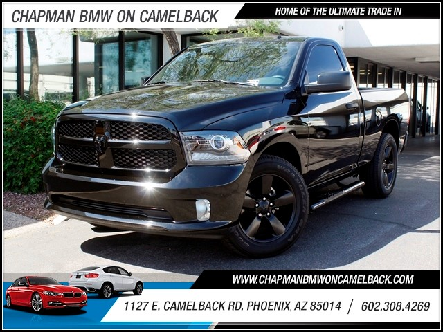 2014 Ram 1500 Tradesman 10516 miles 1127 E Camelback BUY WITH CONFIDENCE Chapman BMW is