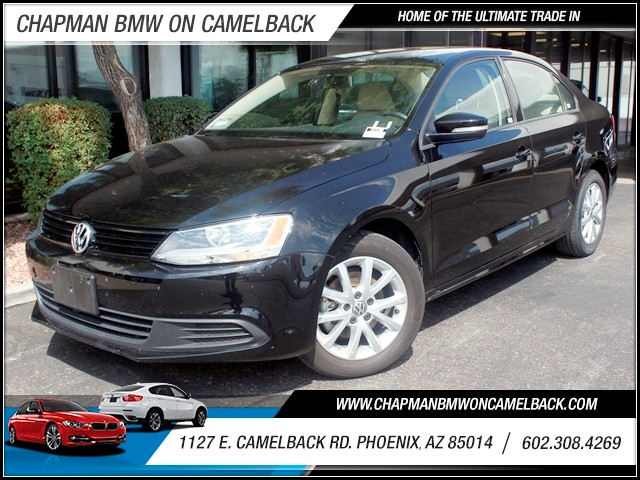 2012 Volkswagen Jetta SE PZEV 42559 miles 1127 E Camelback BUY WITH CONFIDENCE Chapman BM