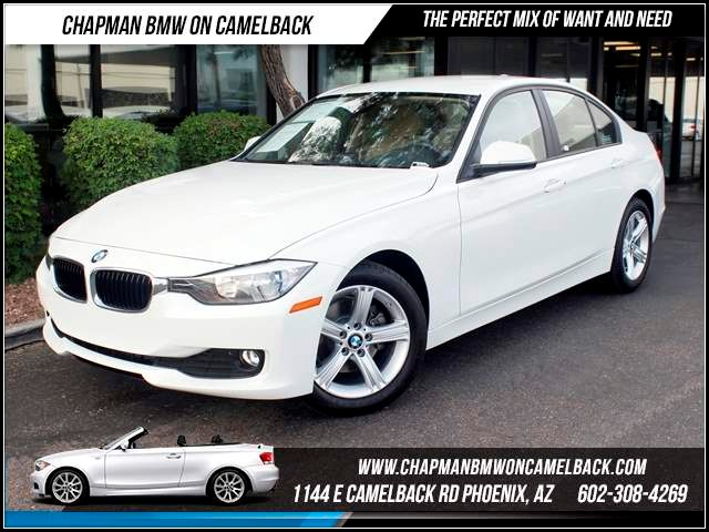 2014 BMW 3-Series Sdn 320i 8737 miles 1144 E CamelbackHappier Holiday Sales Event on Now Chapm