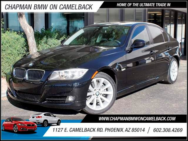 2009 BMW 3-Series Sdn 328i 76516 miles 1127 E Camelback BUY WITH CONFIDENCE Chapman BMW i