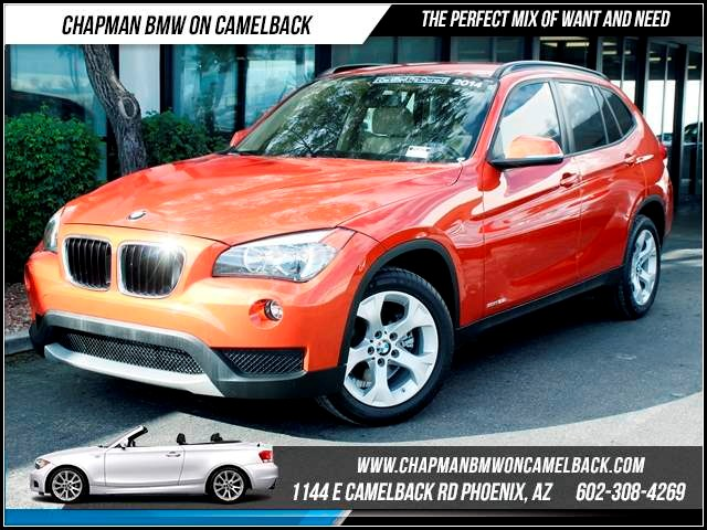 2014 BMW X1 sDrive28i 19329 miles 1144 E CamelbackCPO Elite Sales Event on now at Chapman BMW