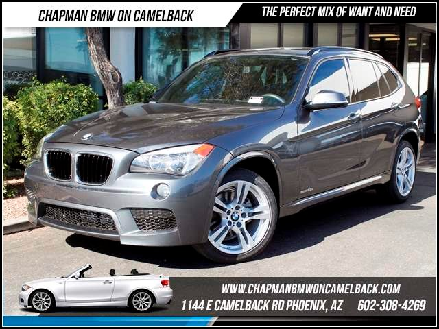 2014 BMW X1 sDrive28i M Sport Pkg 16467 miles 1144 E CamelbackHappier Holiday Sales Event on Now