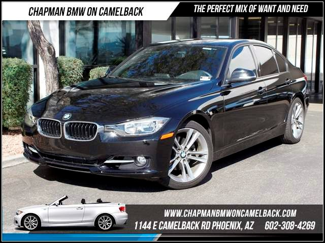 2012 BMW 3-Series Sdn 328i Sport Line 26403 miles 1144 E CamelbackMarch Madness Sales Event o