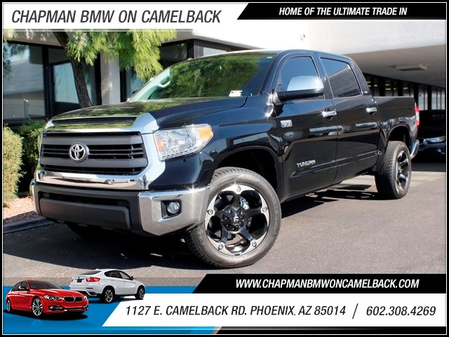 2014 Toyota Tundra SR5 Crew Cab 12010 miles 1127 E Camelback BUY WITH CONFIDENCE Chapman