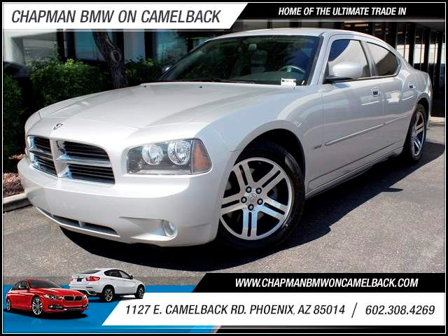 2006 Dodge Charger RT 92400 miles 1127 E Camelback BUY WITH CONFIDENCE Chapman BMW is loc