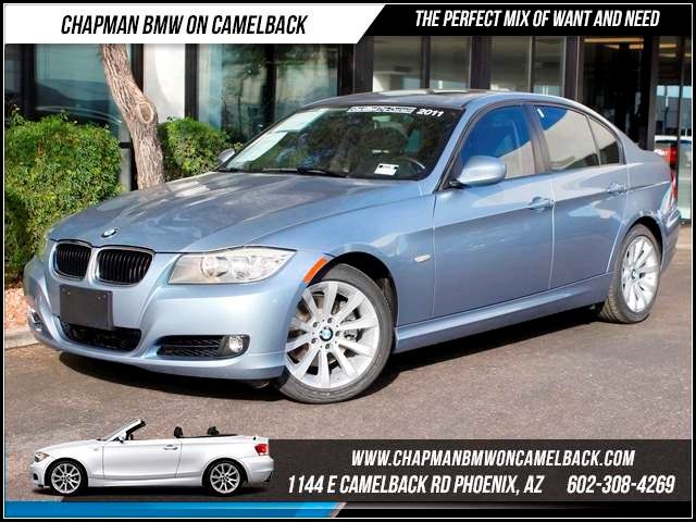 2011 BMW 3-Series Sdn 328i 34847 miles 1144 E CamelbackHappier Holiday Sales Event on Now Chap