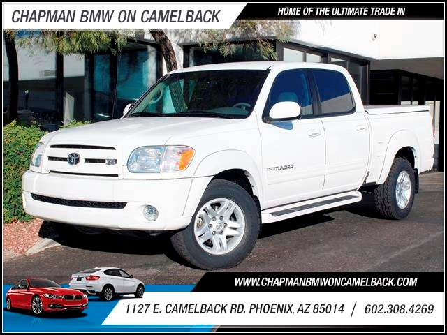 2006 Toyota Tundra Limited Crew Cab 94315 miles 1127 E Camelback BUY WITH CONFIDENCE Chap