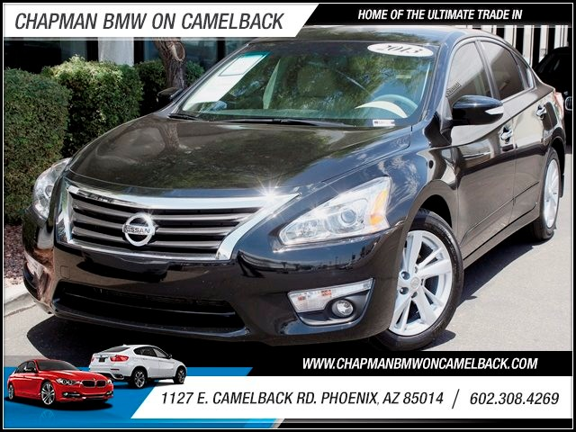 2013 Nissan Altima 25 SV 18575 miles 1127 E Camelback BUY WITH CONFIDENCE Chapman BMW is