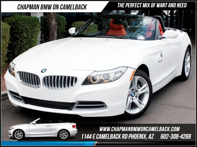 2011 BMW Z4 sDrive35i 14814 miles 1144 E Camelback Summer is here and the deals are sizzling C