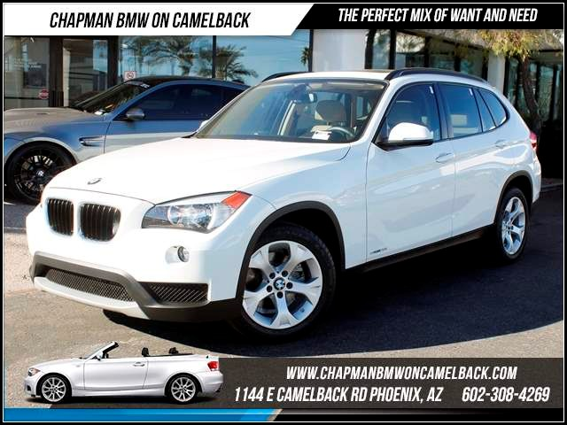 2014 BMW X1 sDrive28i Prem Pkg 14824 miles 1144 E CamelbackCPO Elite Sales Event on now at Cha