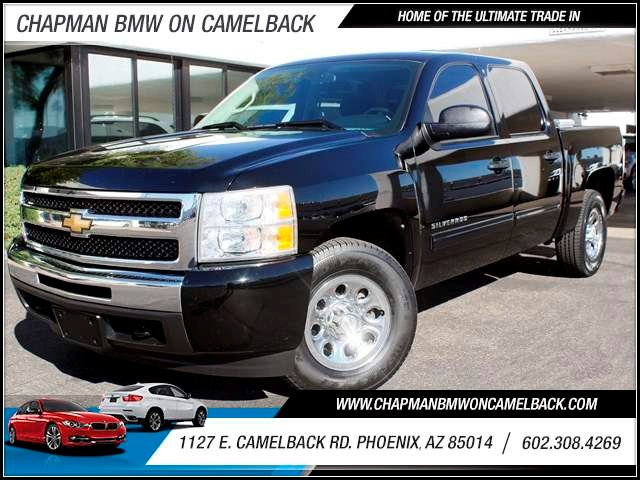 2010 Chevrolet Silverado 1500 LT Crew Cab 84008 miles Chrome Tool Box Satellite communications On