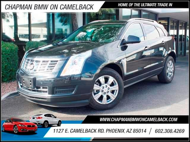 2014 Cadillac SRX Luxury Collection 18381 miles 1127 E Camelback BUY WITH CONFIDENCE Chap