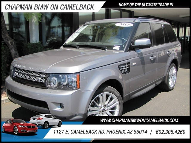 2013 Land Rover Range Rover Sport HSE LUX 23426 miles 1127 E Camelback BUY WITH CONFIDENCE