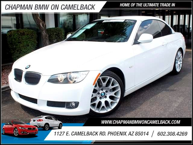 2010 BMW 3-Series Conv 328i PremSport Pkg 25950 miles 1127 E Camelback BUY WITH CONFIDENCE