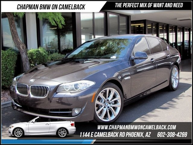 2011 BMW 5-Series 535i 49086 miles 1144 E Camelback Summer is here and the deals are sizzling