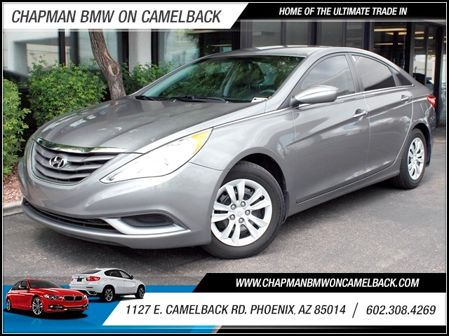 2013 Hyundai Sonata GLS 29608 miles 1127 E Camelback BUY WITH CONFIDENCE Chapman BMW is l