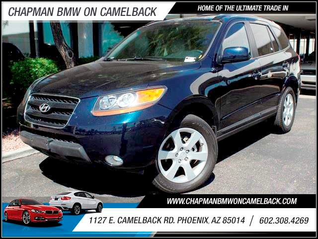 2009 Hyundai Santa Fe SE 60570 miles 1127 E Camelback BUY WITH CONFIDENCE Chapman BMW is