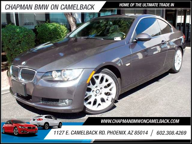2008 BMW 3-Series Cpe 328i 50412 miles 1127 E Camelback BUY WITH CONFIDENCE Chapman BMW i
