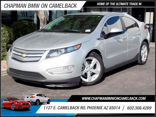 2013 Chevrolet Volt 16684 miles 1127 E Camelback BUY WITH CONFIDENCE Chapman BMW is locat
