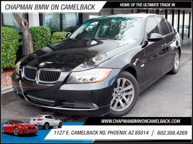 2007 BMW 3-Series Sdn 328i 47503 miles 1127 E Camelback BUY WITH CONFIDENCE Chapman BMW i
