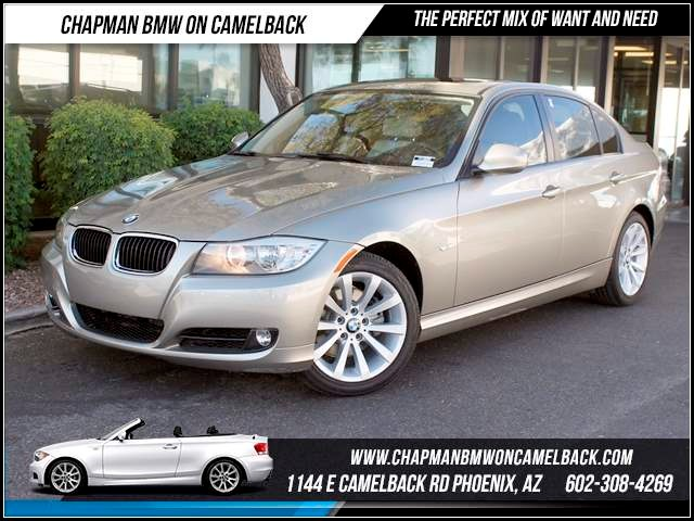 2011 BMW 3-Series Sdn 328i 16935 miles 1144 E CamelbackHappier Holiday Sales Event on Now Chap