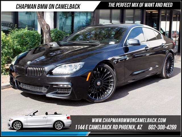 2013 BMW 6-Series 640i Gran Coupe 31989 miles 1144 E CamelbackCPO Elite Sales Event on now at