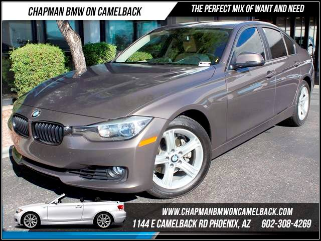 2012 BMW 3-Series Sdn 328i 22699 miles 1144 E Camelback The BMW Certified Edge Sales Event If