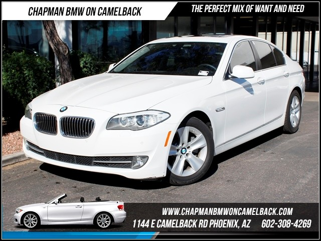 2012 BMW 5-Series 528i PremTech Pkg Nav 54985 miles TAX SEASON IS HERE Buy the car or truck of