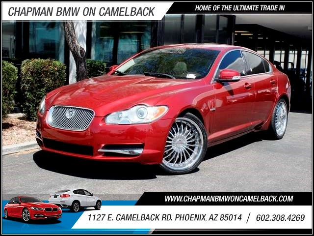 2009 Jaguar XF Luxury 57947 miles 602 385-2286 1127 E Camelback HOME OF THE ULTIMATE TRADE I