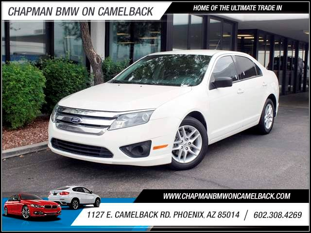 2012 Ford Fusion S 129176 miles 602 385-2286 1127 E Camelback HOME OF THE ULTIMATE TRADE IN