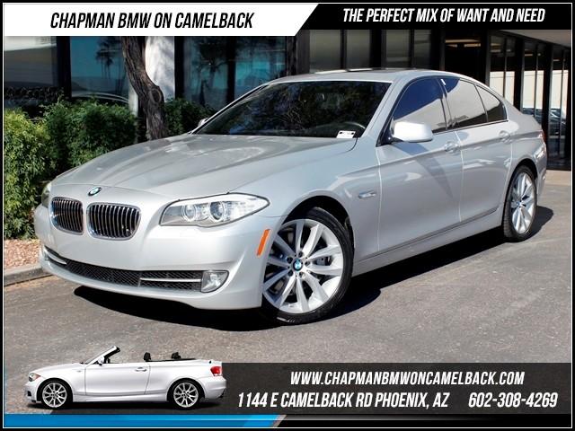 2012 BMW 5-Series 535i Sport Pkg Nav 28711 miles 1144 E CamelbackCPO Elite Sales Event on now