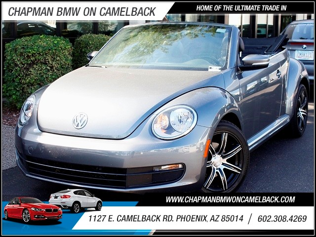 2013 Volkswagen Beetle Convertible 25L PZEV 24286 miles 1127 E Camelback BUY WITH CONFIDENCE
