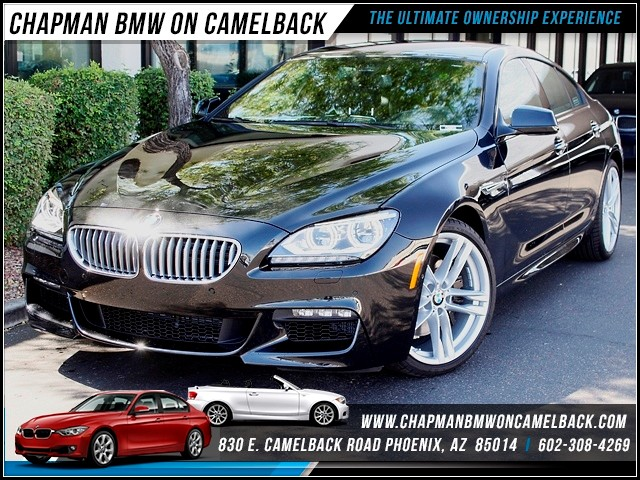 2015 bmw 6 series exterior black sapphire metallic. Cars Review. Best American Auto & Cars Review