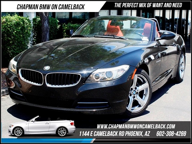 2011 BMW Z4 sDrive 30i Prem Pkg 35984 miles 1144 E Camelback The BMW Certified Edge Sales Event
