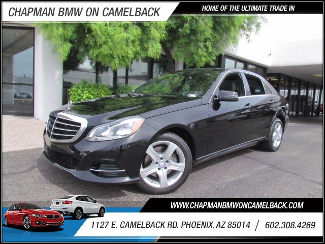 2014 Mercedes E-Class E350 Luxury 40644 miles 1127 E Camelback BUY WITH CONFIDENCE Chapm