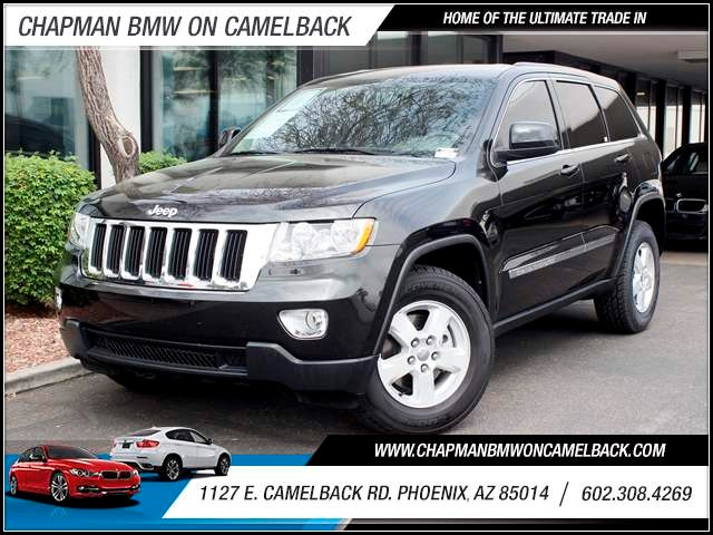 2012 Jeep Grand Cherokee Laredo 56075 miles 602 385-2286 1127 E Camelback HOME OF THE ULTIMA