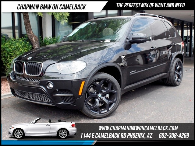 2011 BMW X5 Sport Activity Conv Tech Pkg 37506 miles 1144 E Camelback The BMW Certified Edge Sal